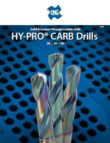 OSG HyPro Carb Drills