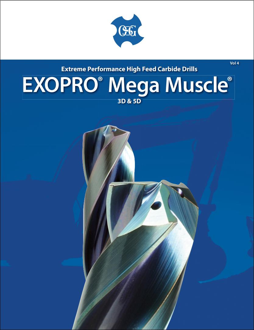 OSG Exopro Mega Muscle