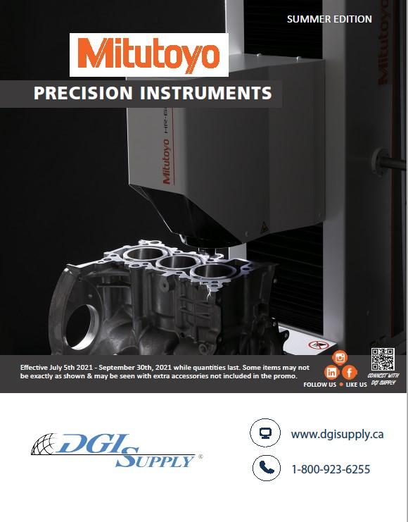 Precision Instruments Summer Sale