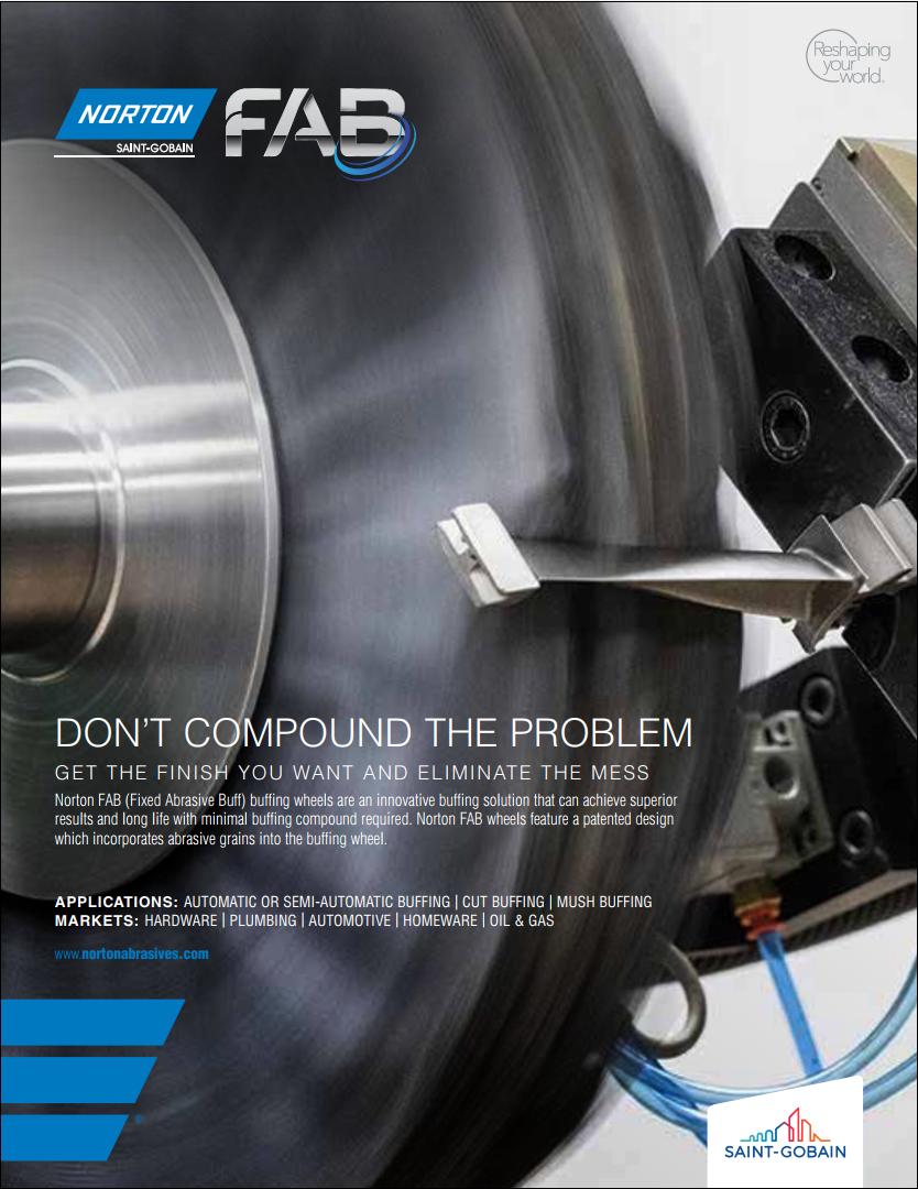 Norton FAB Wheel-Brochure