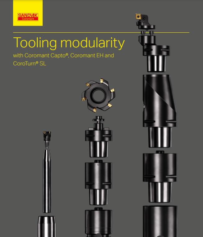 Sandvik Coromant Tooling Modularity