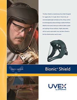 Honeywell Uvex Bionic Shield