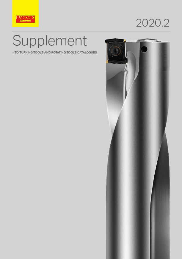 Sandvik Coromant Supplement 2020.0