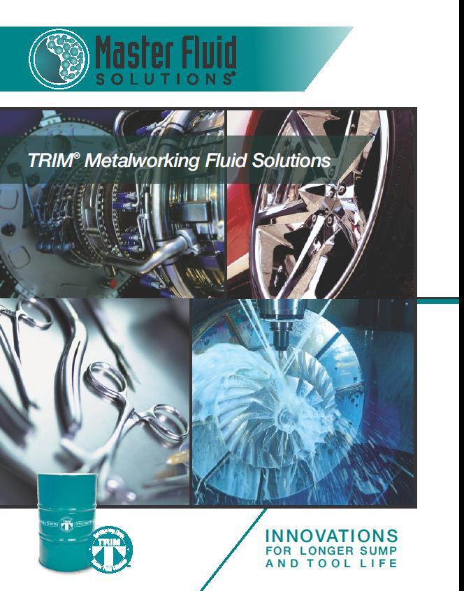 MFS TRIM Metalworking Fluid Solutions