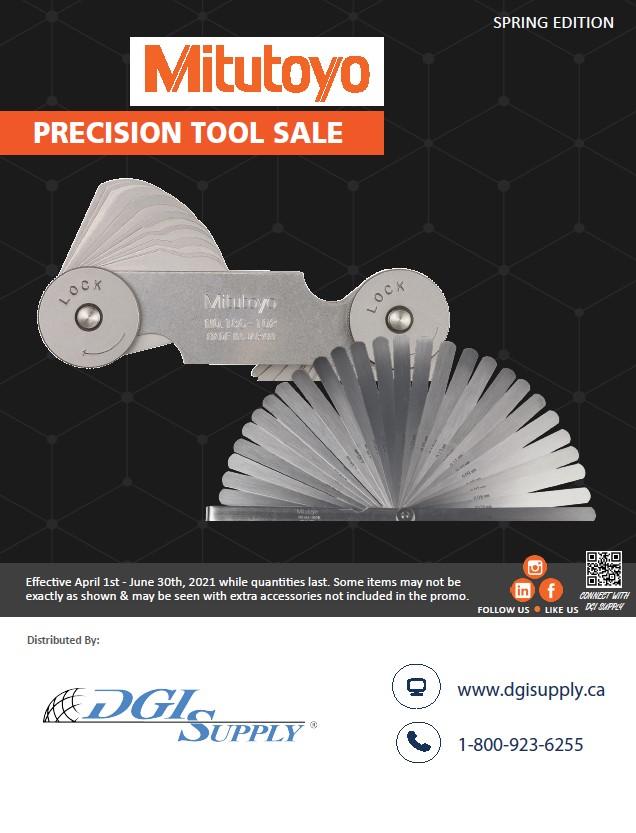 Mitutoyo Q2 Precision Tool Sale