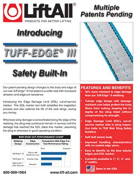 LiftAll TUFF-EDGE 20III 20 Flyer