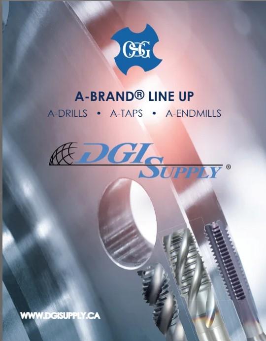 DGI Supply OSG A-Brand Catalog