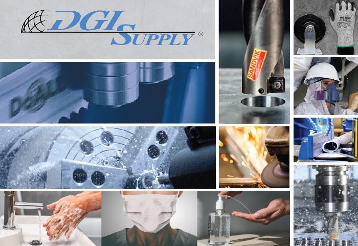 DGI Supply Line Card