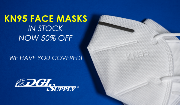KN95 Face Masks Promotion