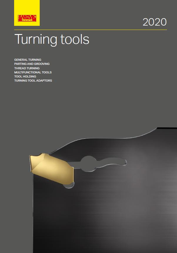 Sandvik Coromant Turning Tools 2020