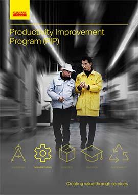 Sandvik Productivity Improvement Program