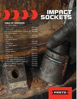 Proto Impact Sockets 2015