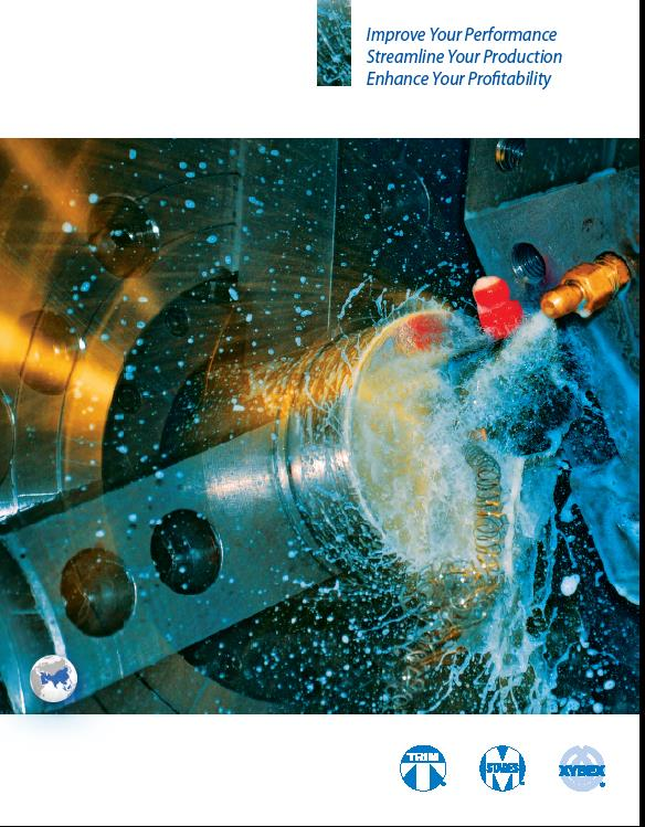 MFS Master Chemical Improve Your Performance Brochure
