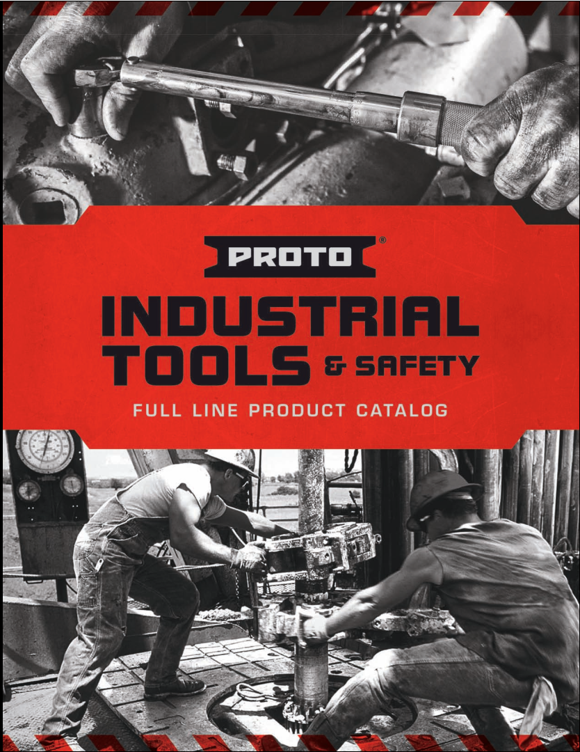 Proto Industrial Tools Safety Catalog