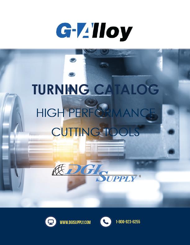DGI Supply G-Alloy Turning