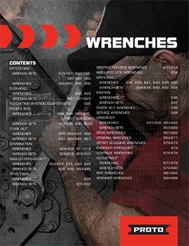 Proto Wrenches 2015