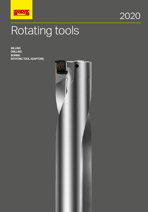 Sandvik Coromant Rotating Tools 2020