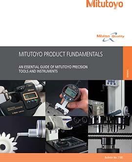 Mitutoyo Product Fundamentals