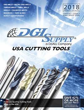 DGI USA Cutting Tools 2018