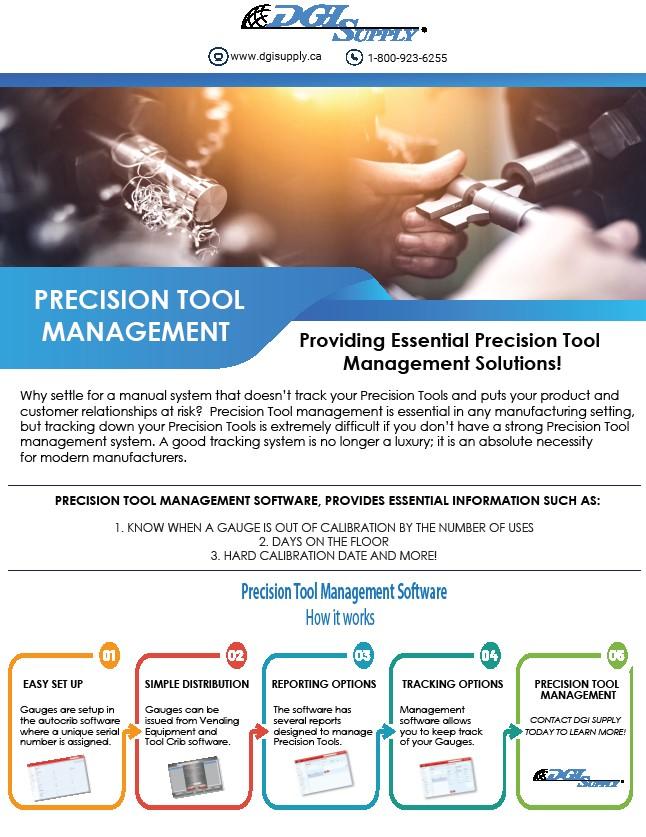 Precision Tool Management