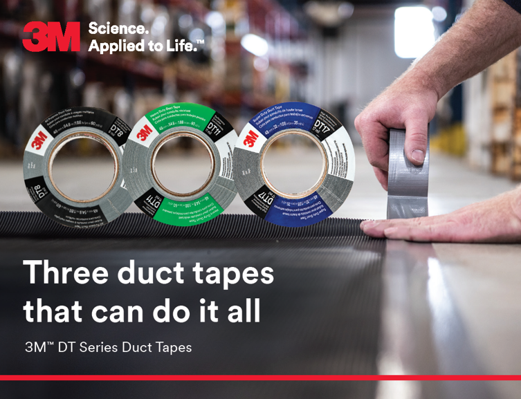 3M Duct Tape DT Series